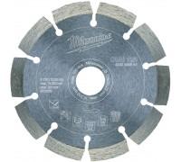 Купить Круг алмазный DUH D 125 мм MILWAUKEE  с доставкой в Интернет-магазин электроинсрумента - POKUPAYKA.BY