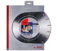 Алмазный диск (по бетону) Universal Pro 300х2,8х25,4/30 FUBAG