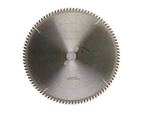 Диск пильный по алюминию D 305х30х3,2 мм 96Z для торцовочной пилы AEG