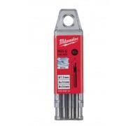 Купить Сверло по металлу укороченное HSS-G D 7,0x34x74 мм (10 шт.) MILWAUKEE  с доставкой в Интернет-магазин электроинсрумента - POKUPAYKA.BY