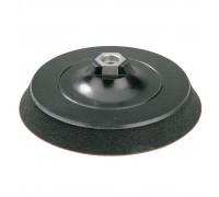 Купить Насадка к шлифмашине (полировальный диск-подошва) MILWAUKEE D 150 мм крепление Велькро  с доставкой в Интернет-магазин электроинсрумента - POKUPAYKA.BY