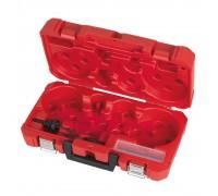 Купить Кейс для биметаллических коронок MILWAUKEE Holesaw BMC  с доставкой в Интернет-магазин электроинсрумента - POKUPAYKA.BY