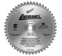 Купить Диск пильный по металлу D 203x15,8 мм Z50 для циркулярной пилы MILWAUKEE  с доставкой в Интернет-магазин электроинсрумента - POKUPAYKA.BY