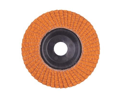 Круг шлифовальный лепестковый D 125 мм CERAMIC SLC 50/125 G60 MILWAUKEE