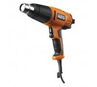 Фен строительный (термовоздуходувка) AEG HG 600 V