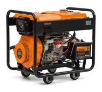 Купить Генератор дизельный DAEWOO DDAE 6000 XE-3  с доставкой в Интернет-магазин электроинсрумента - POKUPAYKA.BY