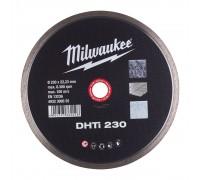 Купить Круг алмазный DHTI D 230 мм MILWAUKEE  с доставкой в Интернет-магазин электроинсрумента - POKUPAYKA.BY