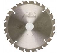 Диск пильный по дереву D 190х30х2,2 мм 24Z для циркулярной пилы AEG 4932430469