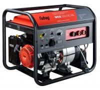 Сварочный генератор FUBAG WCE 250 DC ES с электростартером