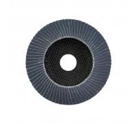 Купить Круг шлифовальный лепестковый D 125 мм Zirconium SL50/125 G60 MILWAUKEE  с доставкой в Интернет-магазин электроинсрумента - POKUPAYKA.BY