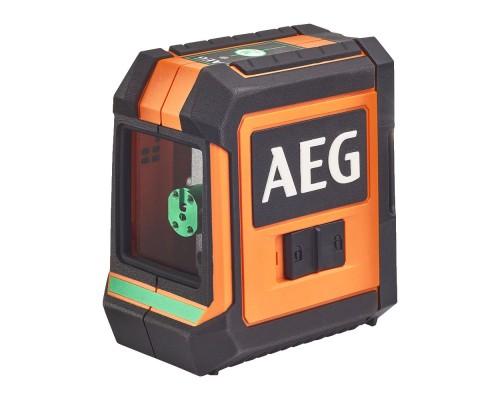 Нивелир лазерный AEG CLG220-B (зеленый луч)