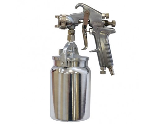 Краскораспылитель пневматический FUBAG BASIC S1000/1.8 HP с нижним бачком