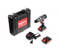 Купить Дрель-шуруповерт аккумуляторная Hammer ACD183Li 2.0 PREMIUM  с доставкой в Интернет-магазин электроинсрумента - POKUPAYKA.BY