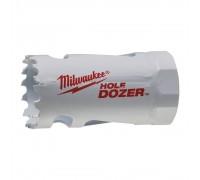 Купить Коронка биметаллическая HOLE DOZER D 29 мм MILWAUKEE  с доставкой в Интернет-магазин электроинсрумента - POKUPAYKA.BY