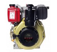 Дизельный двигатель ZIGZAG SR 178 F