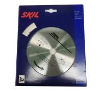 Диск пильный D 160х16 мм (12 зубьев) для циркулярной пилы Skil