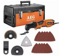 Многофункциональный инструмент AEG OMNI 300 KIT5