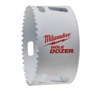 Купить Коронка биметаллическая HOLE DOZER D 92 мм MILWAUKEE  с доставкой в Интернет-магазин электроинсрумента - POKUPAYKA.BY