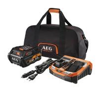 Аккумулятор AEG SET L1860RHDBLK с зарядным устройством