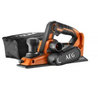 Купить Рубанок аккумуляторный AEG BHO18BL-0 (без батареи)  с доставкой в Интернет-магазин электроинсрумента - POKUPAYKA.BY