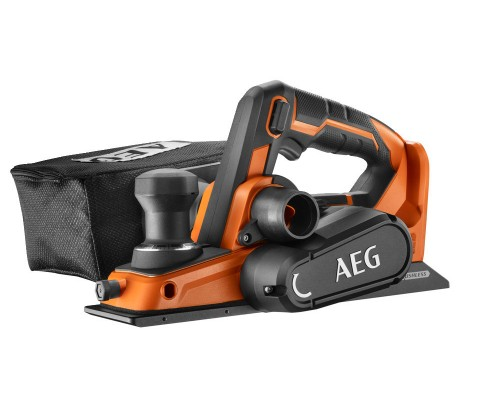 Рубанок аккумуляторный AEG BHO18BL-0 (без батареи)
