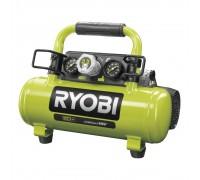 Купить ONE + / Компрессор безмасляный коаксиальный аккумуляторный RYOBI R18AC-0 (без батареи)  с доставкой в Интернет-магазин электроинсрумента - POKUPAYKA.BY