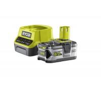 Купить ONE + / Аккумулятор с зарядным устройством RYOBI RC18120-150  с доставкой в Интернет-магазин электроинсрумента - POKUPAYKA.BY