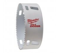Купить Коронка биметаллическая HOLE DOZER D 127 мм MILWAUKEE  с доставкой в Интернет-магазин электроинсрумента - POKUPAYKA.BY