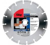 Купить Круг алмазный Universal Pro FUBAG 230х22,2х2,4 мм FUBAG  с доставкой в Интернет-магазин электроинсрумента - POKUPAYKA.BY