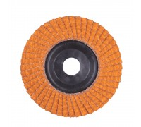 Купить Круг шлифовальный лепестковый D 125 мм SLC 50/125 MILWAUKEE  с доставкой в Интернет-магазин электроинсрумента - POKUPAYKA.BY