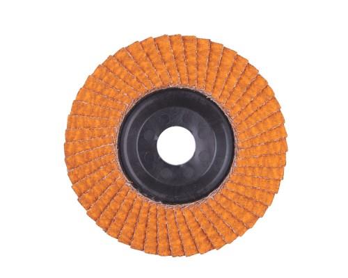 Круг шлифовальный лепестковый D 125 мм SLC 50/125 MILWAUKEE