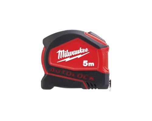 Рулетка MILWAUKEE AUTOLOCK 5м [4932464663]