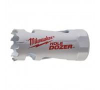 Купить Коронка биметаллическая HOLE DOZER D 25 мм MILWAUKEE  с доставкой в Интернет-магазин электроинсрумента - POKUPAYKA.BY