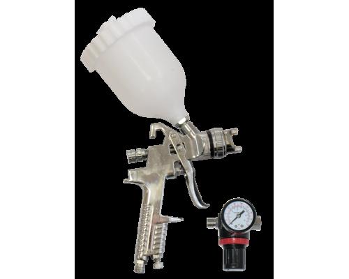 Краскораспылитель пневматический FUBAG MASTER G600/1.4 HVLP с верхним бачком + редуктор