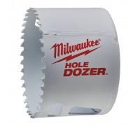 Купить Коронка биметаллическая HOLE DOZER D 70 мм MILWAUKEE  с доставкой в Интернет-магазин электроинсрумента - POKUPAYKA.BY