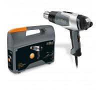 Фен строительный профессиональный (термовоздуходувка) STEINEL HG 2320 E + набор