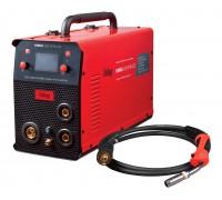 Сварочный полуавтомат-инвертор FUBAG INMIG 200 SYN LCD + горелка FB 250,3 м