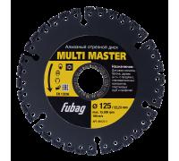 Алмазный диск Multi Master 125х2,2х22,23 FUBAG
