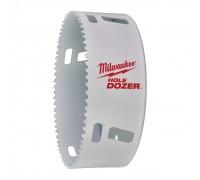 Купить Коронка биметаллическая HOLE DOZER D 133 мм MILWAUKEE  с доставкой в Интернет-магазин электроинсрумента - POKUPAYKA.BY