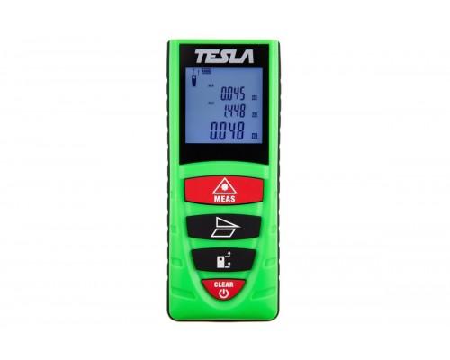 Дальномер лазерный TESLA D40