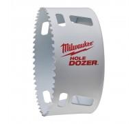 Купить Коронка биметаллическая HOLE DOZER D 105 мм MILWAUKEE  с доставкой в Интернет-магазин электроинсрумента - POKUPAYKA.BY