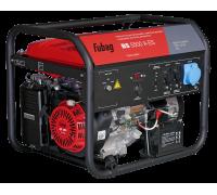 Генератор бензиновый FUBAG BS 5500 A ES с электростартером и коннектором автоматики