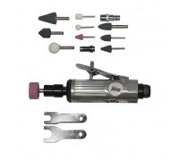 Пневмошлифмашина прямая FUBAG GL25000 + набор
