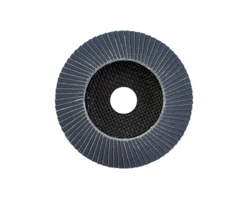 Круг шлифовальный лепестковый D 125 мм Zirconium SL50/125 G40 MILWAUKEE