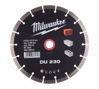 Купить Круг алмазный DU D 230 мм MILWAUKEE  с доставкой в Интернет-магазин электроинсрумента - POKUPAYKA.BY