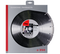 Алмазный диск (по абразивам) AW-I 350х2,8х25,4 FUBAG