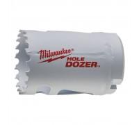 Купить Коронка биметаллическая HOLE DOZER D 37 мм MILWAUKEE  с доставкой в Интернет-магазин электроинсрумента - POKUPAYKA.BY