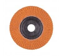 Купить Круг шлифовальный лепестковый D 125 мм CERAMIC SLC 50/125 G80 MILWAUKEE  с доставкой в Интернет-магазин электроинсрумента - POKUPAYKA.BY