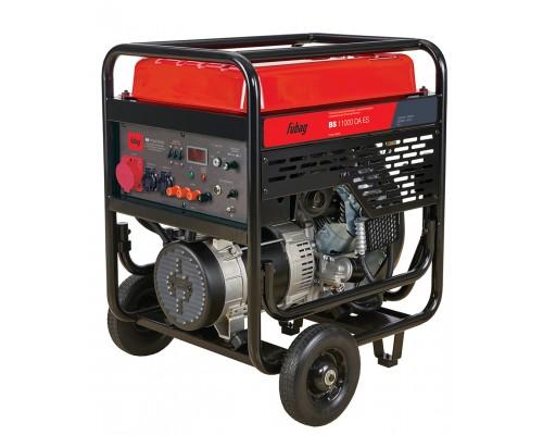 Генератор бензиновый FUBAG BS 11000 DA ES