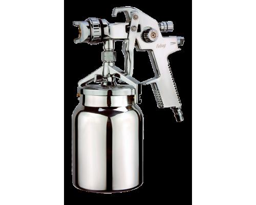 Краскораспылитель пневматический FUBAG EXPERT S1000/1.5 HVLP с нижним бачком